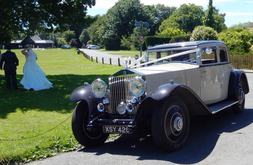 Vintage Rolls Royce Vintage Rolls Royce East Grinstead