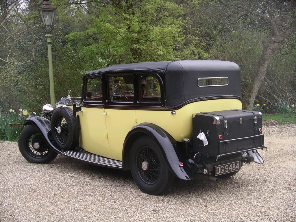 Vintage Rolls Royce wedding Car | Rolls Royce For Weddings ...