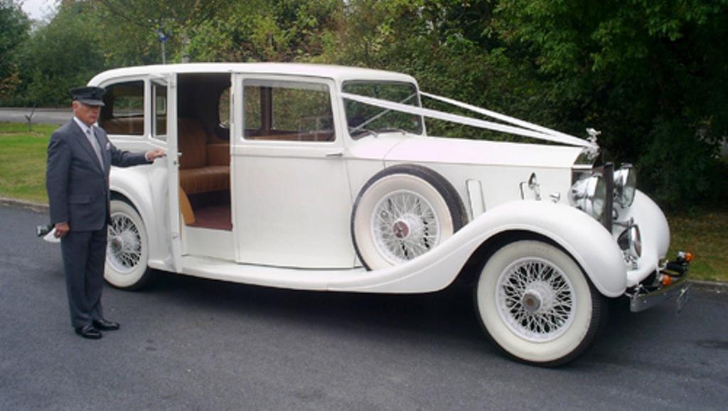 Vintage Rolls Royce Phantom 47