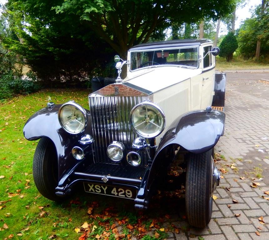 Vintage Rolls Royce | Vintage Rolls Royce, East Grinstead ...