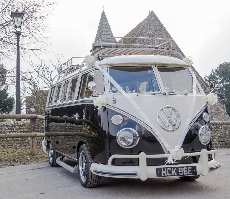 Hire Camper Van: Campervan Wedding Hire In Portsmouth