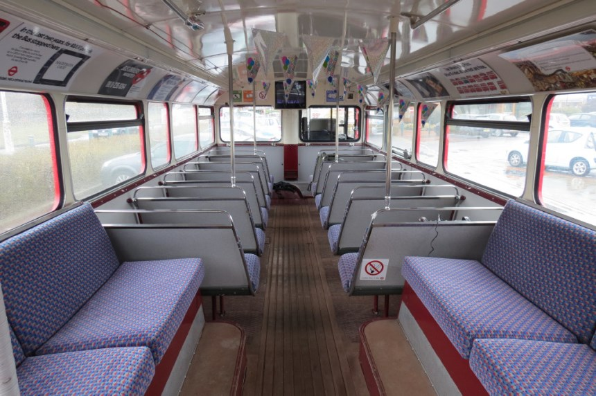 red london wedding bus wedding bus hire in usk monmouthshire. Black Bedroom Furniture Sets. Home Design Ideas