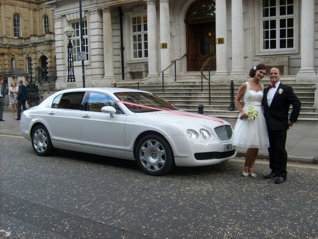 Wedding Car Hire Prices