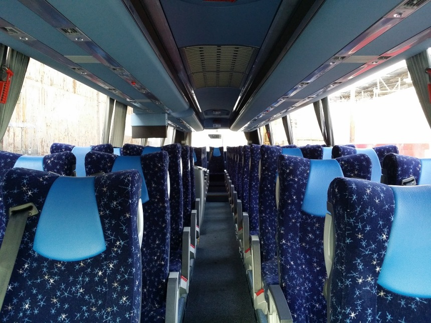 55 seater bus hire in bangalore dating 8