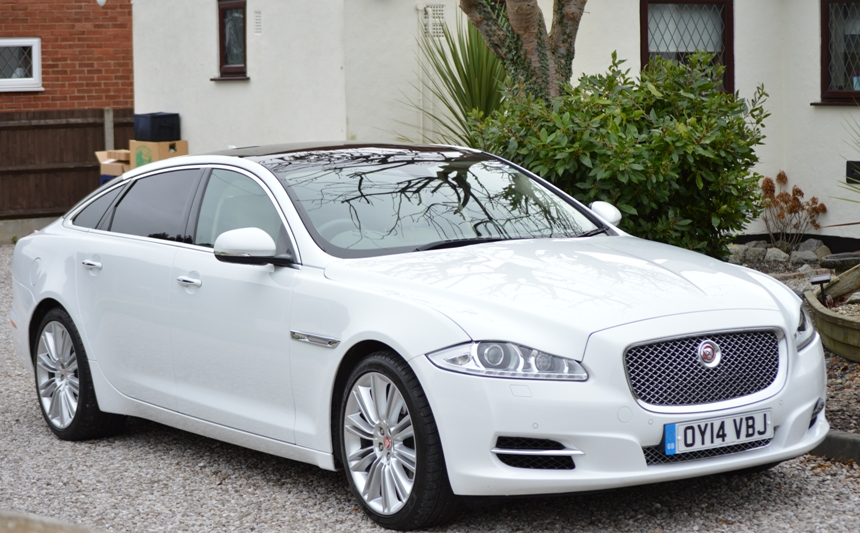 Jaguar Car Prices In London