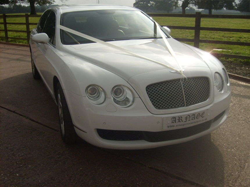 Bentley Spur Bentley Wedding Car Hire In Watford Hertfordshire